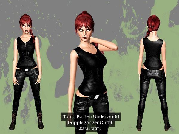 Tomb Raider Underworld Modding, Costumes & Texturing