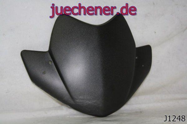 Aprilia SR 50 Windschild Scheibe Spoiler Windabweiser grau metallic  Check more at https://juechener.de/shop/ersatzteile-gebraucht/aprilia-sr-50-windschild-scheibe-spoiler-windabweiser-grau-metallic/