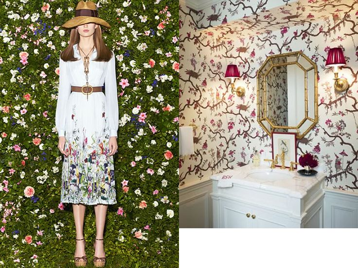 Gucci Resort 2013 and House Beautiful