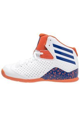 NEXT LEVEL SPEED IV NBA  - Basketballsko - white/blue/orange