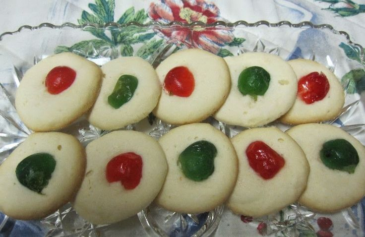 Mennonite Girls Can Cook: Melting Shortbread Cookies Gluten Free