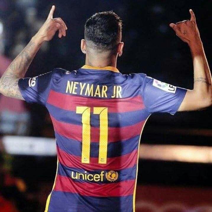 Neymar 2015 season