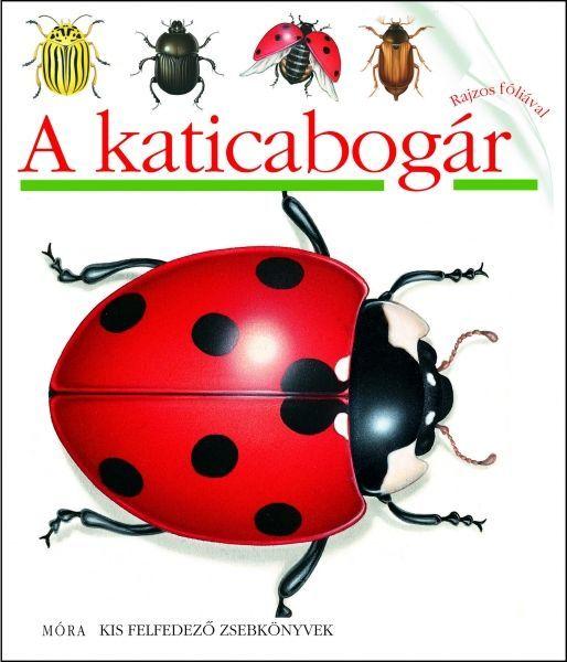 http://sokatolvasok.hu/a-katicabogar-kis-felfedezo-zsebkonyvek A katicabogár - Kis felfedező zsebkönyvek