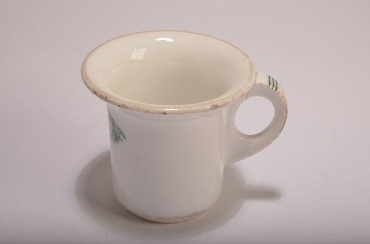 Csokoládés csésze  [Magyar Kereskedelmi és Vendéglátóipari Múzeum]