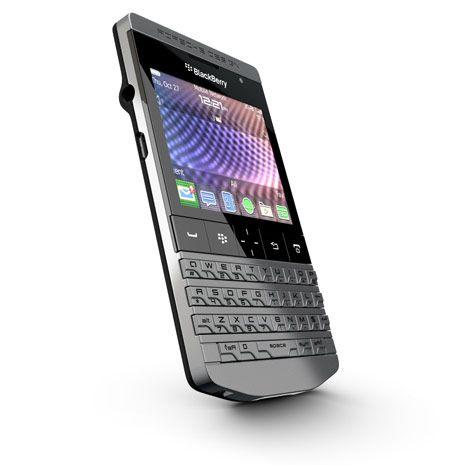 hmm... not too bad  Porsche Design P'9981 BlackBerry