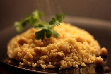 Nohutlu pilav (Pilaf cu naut) - Just Love Cookin'