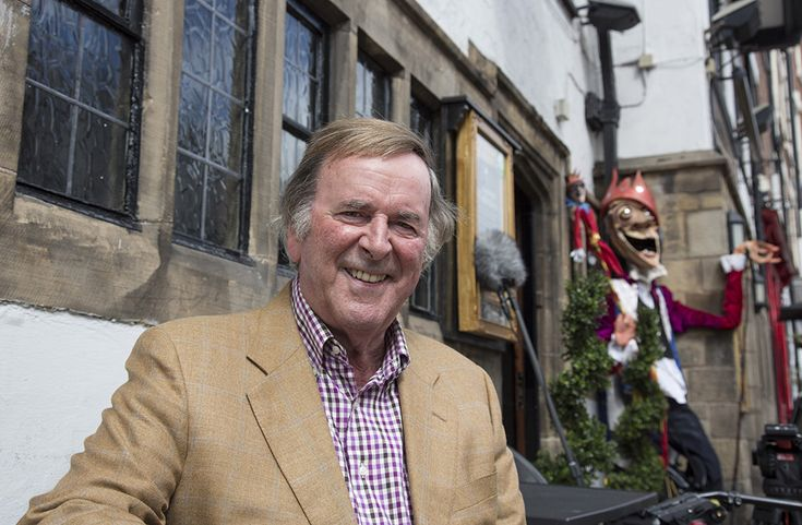 Terry Wogan in Chester
