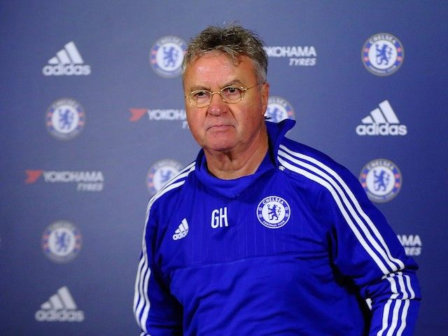 Chelsea boss Guus Hiddink 'immensely sad' over Yohan Cryuff passing