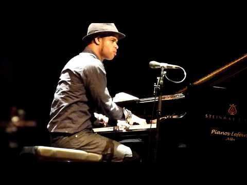 One of my favorite pieces of jazz, Roberto Fonseca playing Llego a Cachaito.