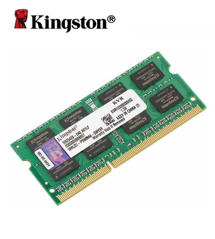 Kingston Original 1333MHz DDR3 8gb Non-ECC CL9 SODIMM memoria ram 204-pin DIMM for laptop #Affiliate