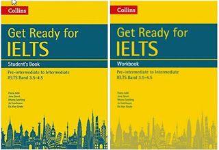 Get Ready for IELTS SB & WB