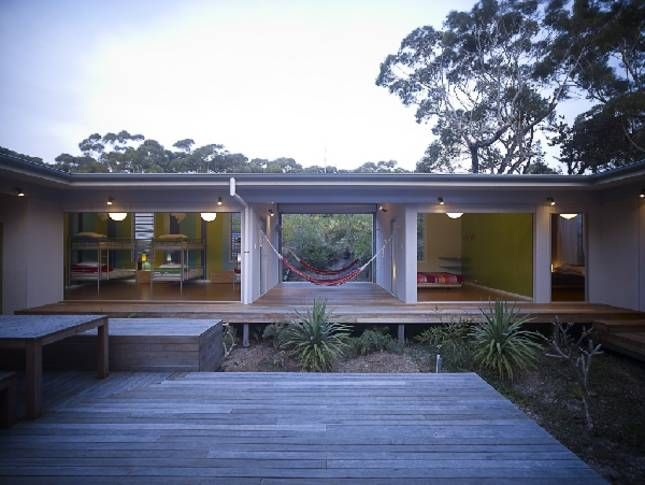 Kurreki - Seal Rocks, Australia - Awesome open plan fold away beach house - Stayz Holiday Accommodation