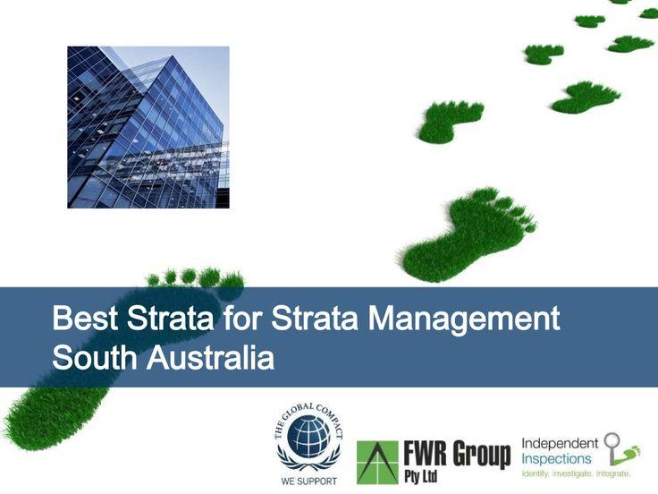 Strata schemes management act south australia best strata by Peter Greenham via slideshare http://iigi.com.au/services/strata-services/