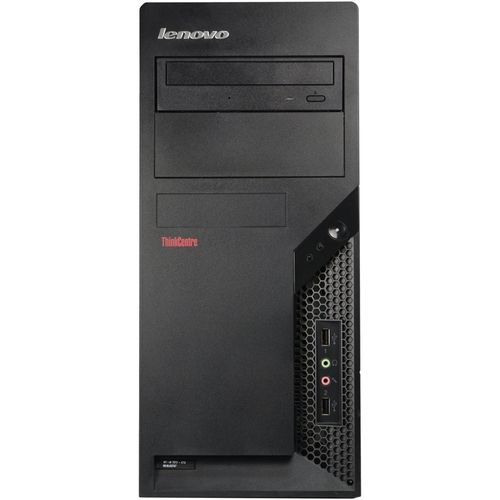 Just added to Desktop & All-in-One Computers on Best Buy : Lenovo - Refurbished Desktop - Intel Core 2 Duo - 4GB Memory - 320GB Hard Drive - Black