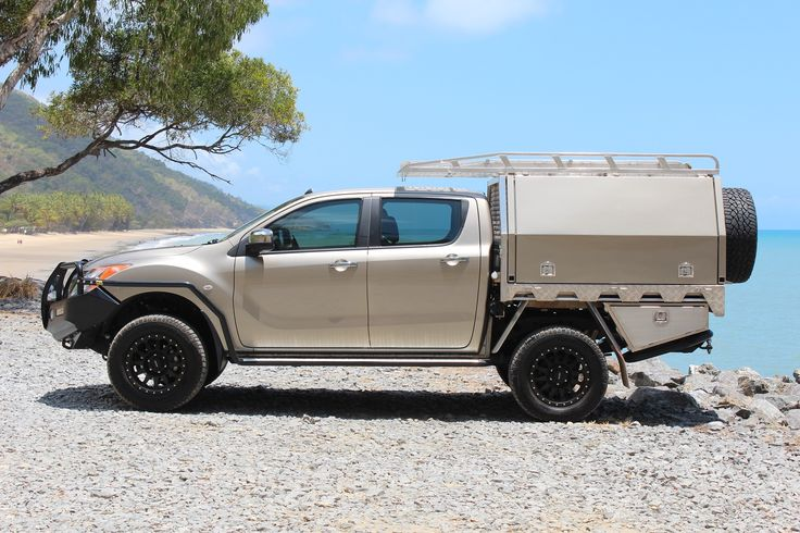 Complete heavy duty aluminium canopy and tray builds for all makes and models our speciality
