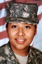 Army PFC. Barbara Vieyra, 22, of Mesa, Arizona. Died September 18, 2010, serving during Operation Enduring Freedom. Assigned to 720th Military Police Battalion, 89th Military Police Brigade, Fort Hood, Texas. Died in Khas District, Kunar Province, Afghanistan, of injuries sustained when insurgents attacked her unit with an improvised explosive device and rocket-propelled grenade fire.