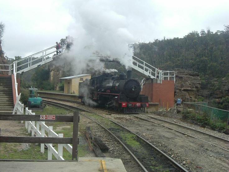 Zigzag Railway, Lithgow NSW