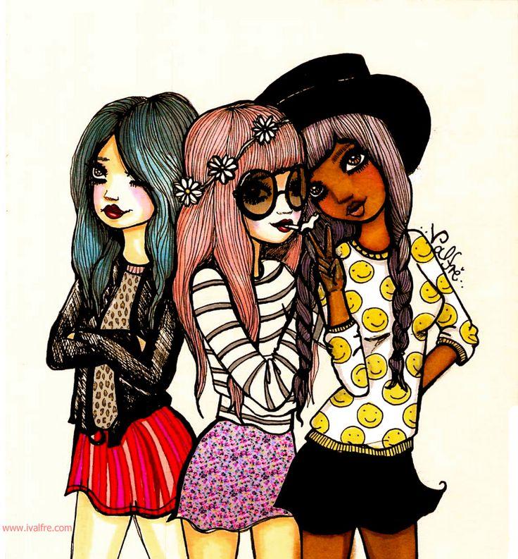 valfré © + girls
