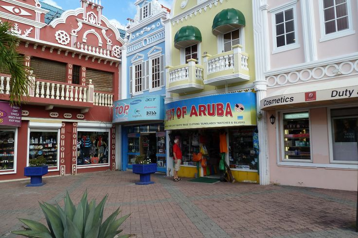 Shopping in Aruba Gets Even Better with a Touch of Local Color