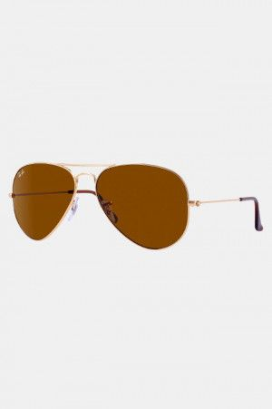 Gafas De Sol · Moda Masculina · Mujer · Lentes Sol Ray Ban Original estilo  Aviador en Cafe. Si quieres ver mas  Lentes 5c93a66018