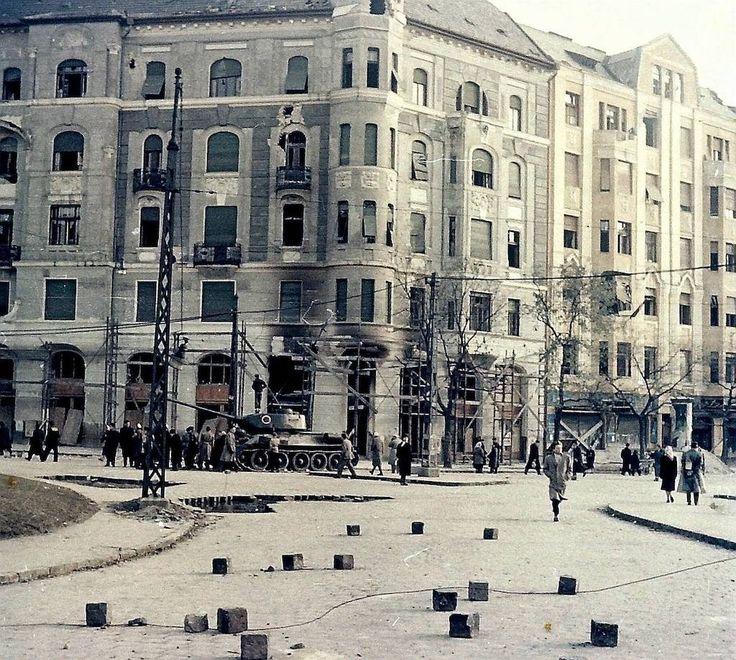 Sosem látott képek a forradalom napjaiból 24.hu  Hungarian revolution 1956