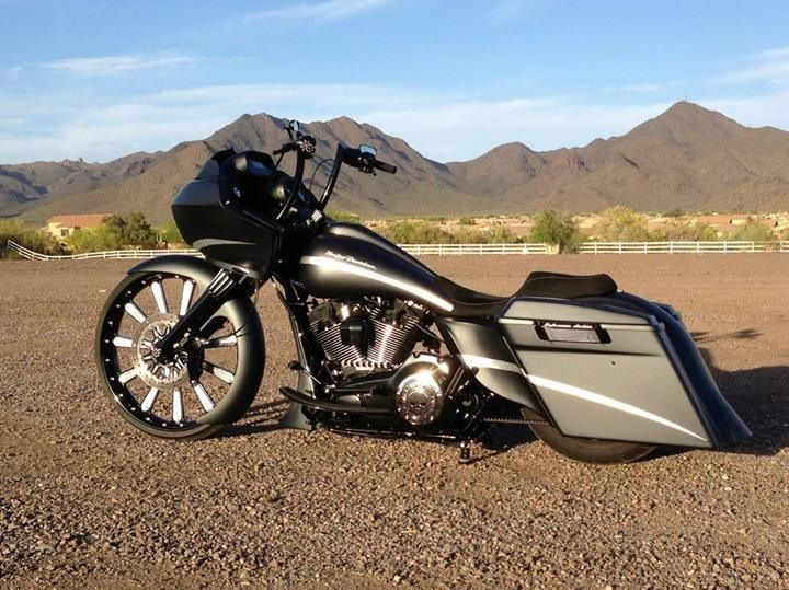 Awesome Harley Road Glide