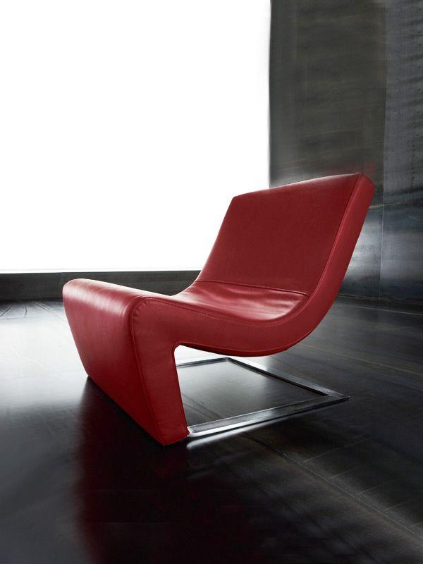 One armchair