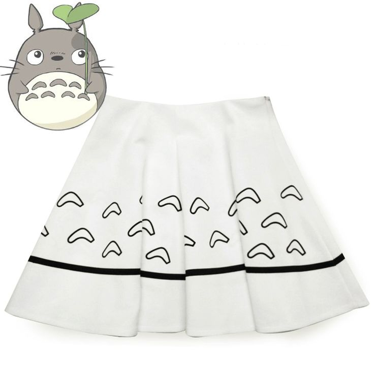 となりのトトロTonari no Totoro skirt