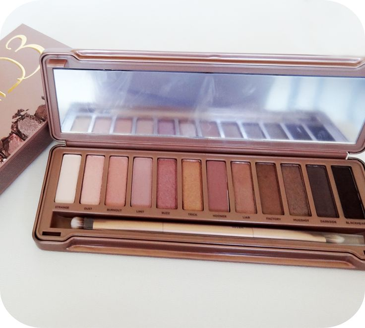 Urban Decay Naked3 Eyeshadow Palette |
