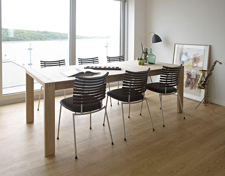 Naver Collection - kvalitetsmøbler i tre: spisebord, sofabord, skap og skrivepult - Verket InteriørVerket Interiør
