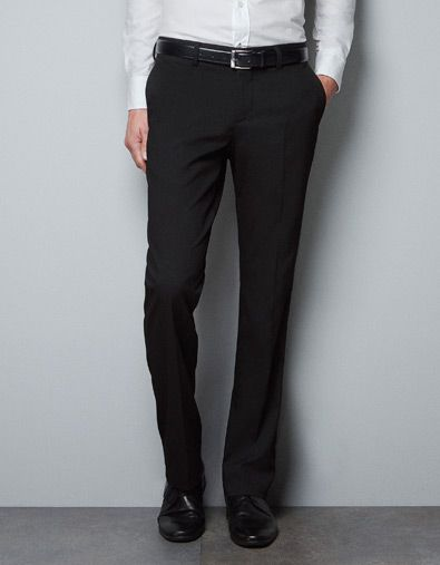 BASIC TROUSERS - Suits - Man - ZARA