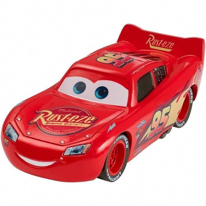 Cars 3 Véhicule Flash Mcqueen Juegosdiez Disney Cars Cars Disney Pixar Disney Pixar