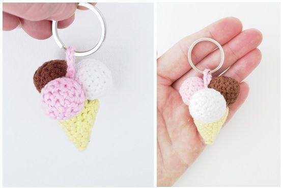 #crochet #icecream
