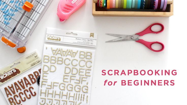 New to scrapbooking and not sure where to begin? Learn how to organize your photos and memorabilia and get inspiration to start scrapbooking with Melanie Ham and Amy Tangerine.