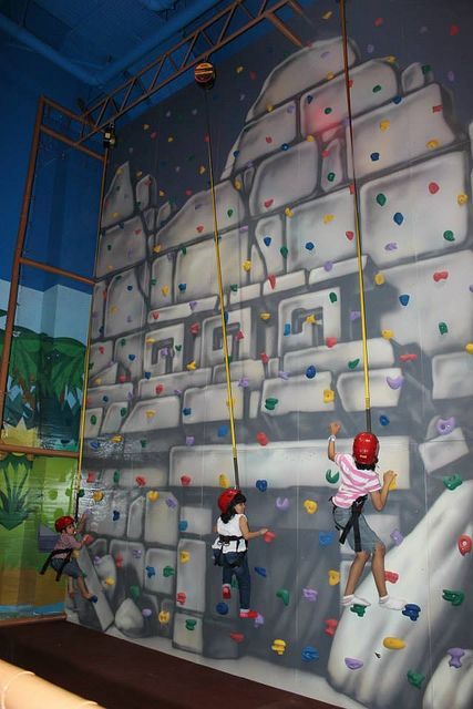 LARGEST #SoftPlay Centre in the World - designed manufactured & installed by #Iplayco - Commercial Play Structures Playground Equipment | Flickr - Photo Sharing! - #climbing #wall custom themed  www.iplayco.com