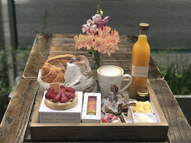 Bandeja de Desayuno - Dia de la Madre
