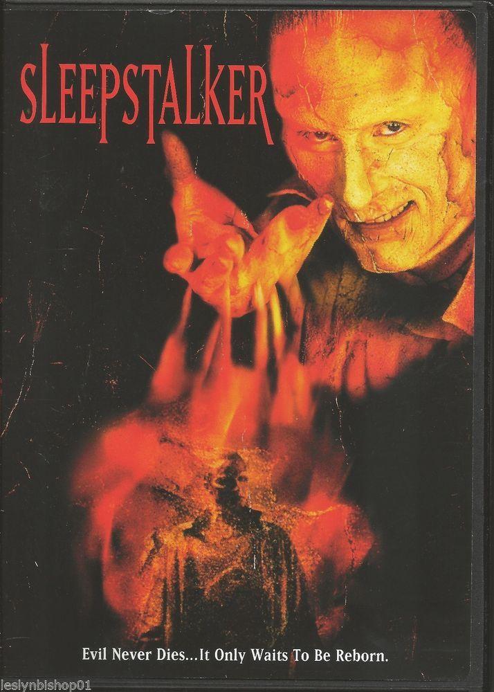 Sleepstalker: The Sandman's Last Rites (DVD, 2004)  Jay Underwood