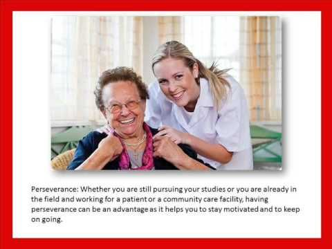 Qualities You Should Know In Pursuing Aged Care Courses - YouTube