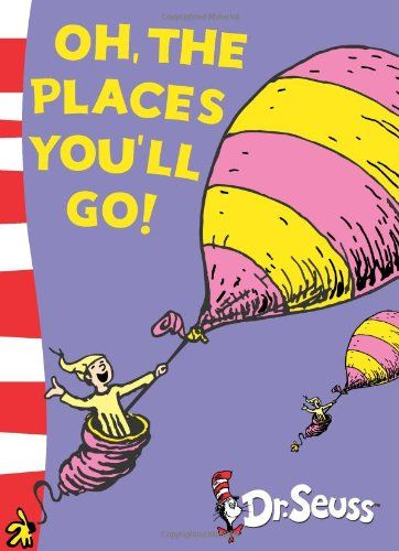 Oh, The Places You'll Go! by Dr. Seuss - Crux Baby #kids #classics