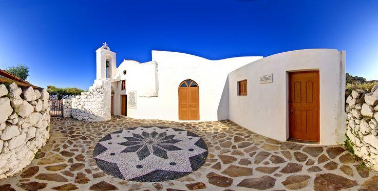 TRAVEL'IN GREECE I Evangelistria Monastery, #Nisyros, #Greece