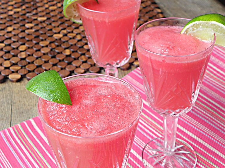 Watermelon Lime Spritzer. No artificial sweeteners.