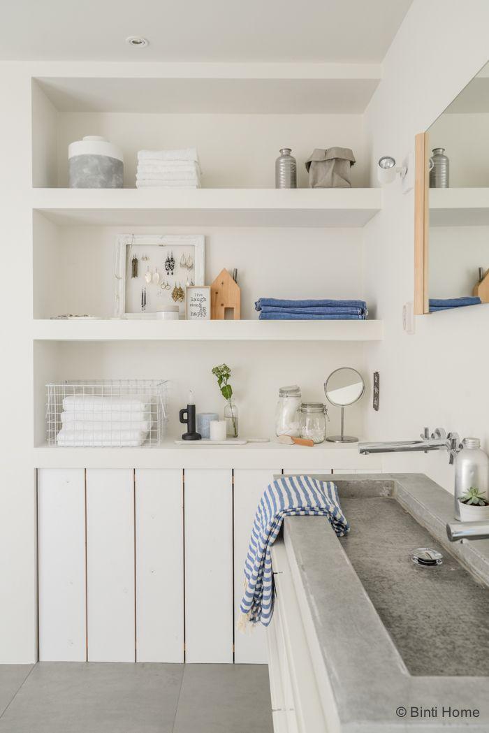 Interieurinspiratie   Styling van de badkamer   Binti Home blog : Interieurinspiratie, woonideeën en stylingtips