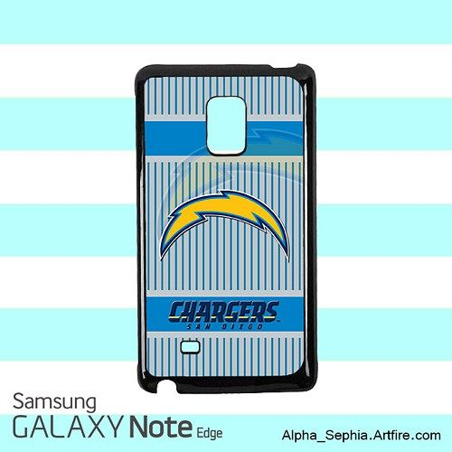 San Diego Chargers Samsung Galaxy Note EDGE Case Cover