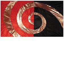 Check out the deal on Styleplus In-Stock Color Guard Flag ISFNumber 88-(Free Practice Flag Included-While Supplies Last) at Drillcomp.com