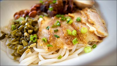An Obscure Chinese Specialty Comes to Chinatown: Classic Guilin Rice Noodles