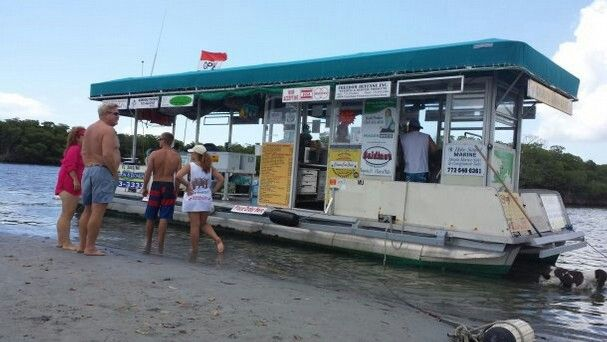 Boat Food Truck For Sale