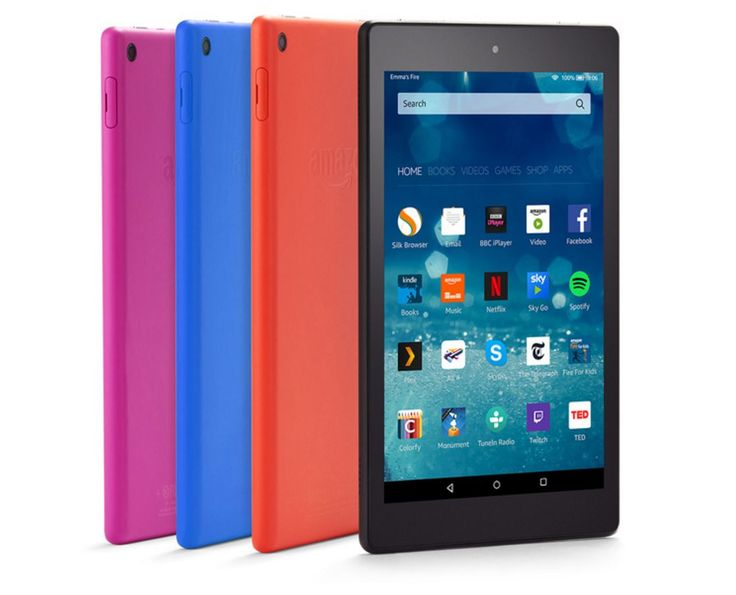 Amazon Fire HD 8 Updated With Newer Specs and Price http://n4bb.com/amazon-fire-hd-8-updated-specs-price/ #Android, #Tablets #Amazon, #FireHD8, #Tablet