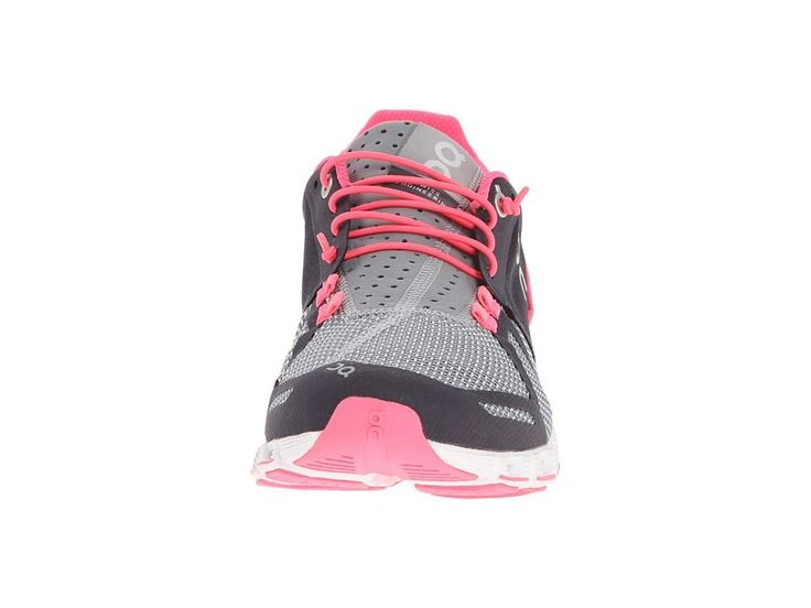 Under Armour Women S Running Shoes Grey And Neon