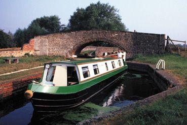 Wild Burdock at Aynho  #narrowoat #canal #holiday www.calcuttboats.com