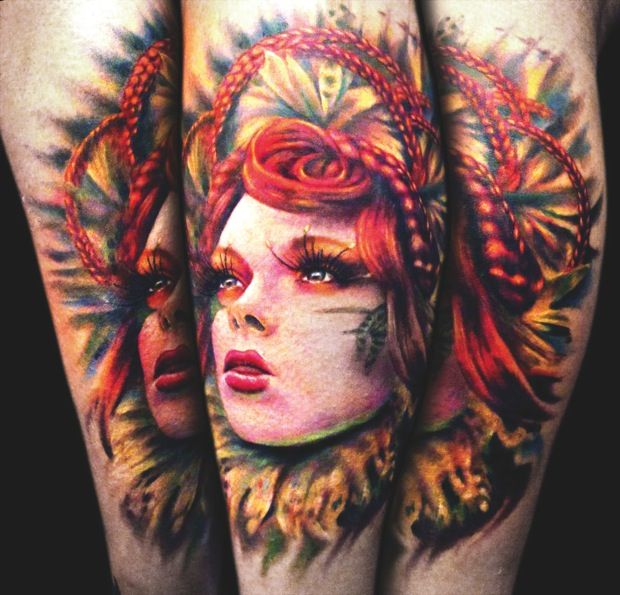 Tattoos And Body Art World